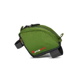 Acepac Tube Bag Fietstas groen/zwart